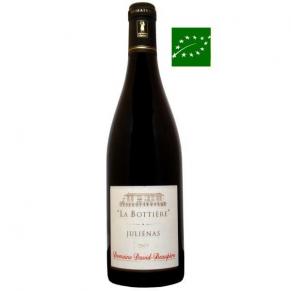 Juliénas « La Bottière » 2012 vin biologique du beaujolais cru Juliénas - bas sulfites