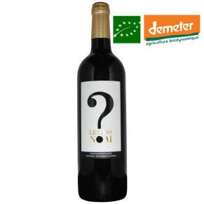 Vin de France « Le Sans Nom » 2017