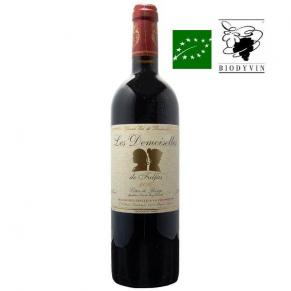 Côtes-de-Bourg « Les Demoiselles » 2015 vin de bordeaux biodynamie - bas sulfite