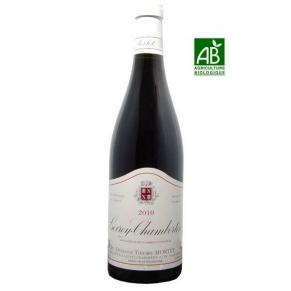 Gevrey-Chambertin 2014 - grand vin de bourgogne bio - vin bas sulfite