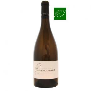 Pouilly-Loché « Clos des Rocs » 2016 vin bio bourgogne - vin bio mâconnais - vin bas sulfite