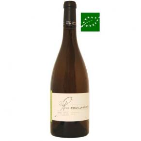 Pouilly-Loché « Les Barres » 2017 vin bio bourgogne - vin bio mâconnais - vin bas sulfite