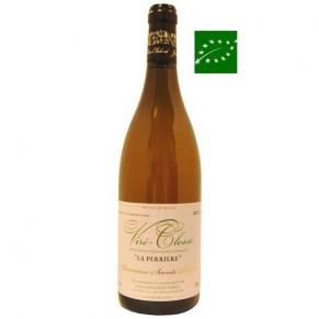 Viré-Clessé « Perrière » 2017 vin bio bourgogne - vin bio mâconnais - vin bas sulfite
