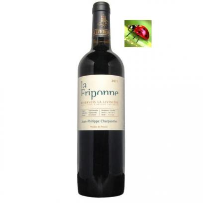 Minervois-la-Livinière « La Friponne » 2016 vin du Languedoc