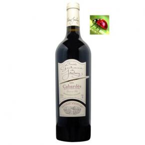 Cabardès « Guilhaume de Jouclary » 2015 - vin du languedoc-roussillon - vin de l'aude