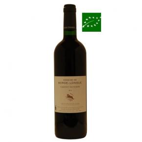 IGP Haute Vallée de l'Aude « Cabernet Sauvignon » 2013 vin bio languedoc-roussillon - vin bas sulfite