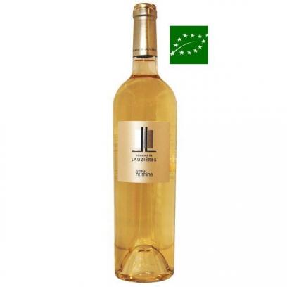 IGP Alpilles Blanc « Sine Nomine » 2017 vin en biodynamie des Baux de Provence