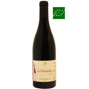 Crozes-Hermitage rouge « Les Pitchounettes » 2017 vin bio Vallée du Rhône Nord - bas sulfites