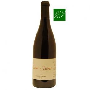 Crozes-Hermitage rouge « Saint Jaimes » 2016 vin bio Vallée du Rhône Nord - bas sulfites