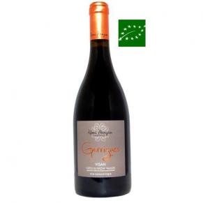 Côtes-du-Rhône-Villages Visan rouge « Garrigues » 2015 vin bio Vallée du Rhône sud - bas sulfites - vin naturel