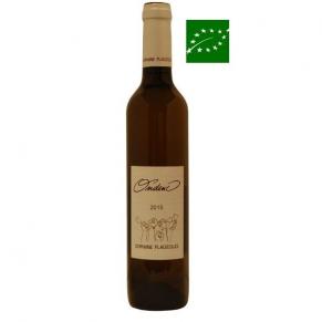 Gaillac doux « Ondenc » 2015 - 50cl - vin bio du sud-ouest - cépage rare - bas sulfite