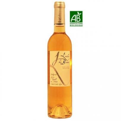Gaillac doux « L'Enclos » Vendanges Tardives 2011 - 50cl vin bio du Sud-Ouest