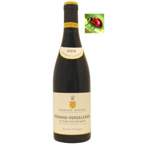 Pernand-Vergelesses rouge Premier Cru « Les Fichots » 2013