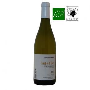 Côte-de-Beaune Blanc « La Combe d'Eve » 2015 grand vin biodynamique de bourgogne - vin bas sulfite