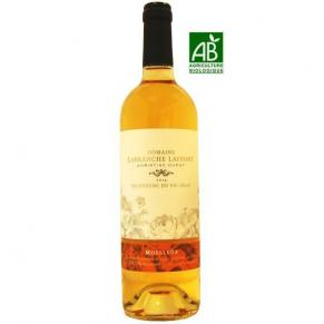 Pacherenc du Vic-Bilh moelleux 2014 - vin bio du sud-ouest - cépage rare - vin doux