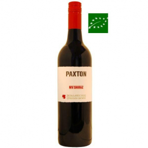 « MV Shiraz » 2014 vin australien biodynamie - vin étranger biodynamie - bas sulfite