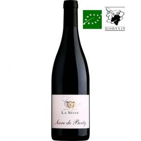 Coteaux-de-l'Ardèche rouge « Serre de Berty » 2013 - vins biodynamie - bas sulfite