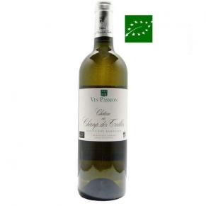 Bordeaux blanc sec « Vin Passion » 2016 - vin bio bordeaux - bas sulfite