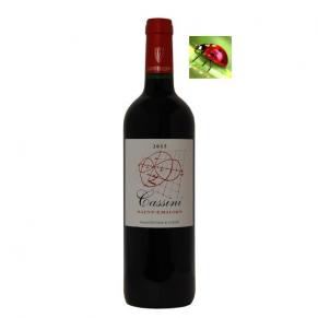 Saint-Emilion 2016 - vin de bordeaux - bas sulfite