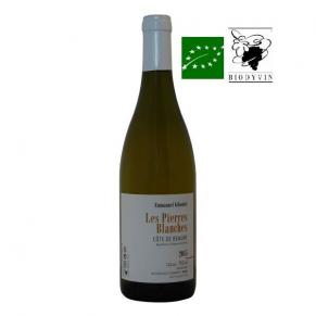 Côte-de-Beaune Blanc « Les Pierres Blanches » 2015 grand vin biodynamique de bourgogne - vin bas sulfite