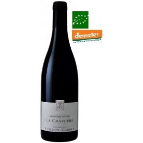 Mercurey Premier Cru « La Chassière » 2016 Vin biodynamie Bourgogne - bas sulfite