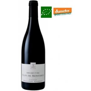 Mercurey Premier Cru « Clos de Montaigu » 2016 Vin biodynamie Bourgogne - bas sulfite