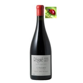 Régnié « Vieilles Vignes » 2014 cru du Beaujolais bas sulfites