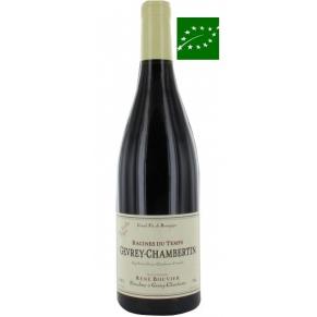 Gevrey-Chambertin « Racines du Temps » 2016 - grand vin de bourgogne bio - vin bas sulfite