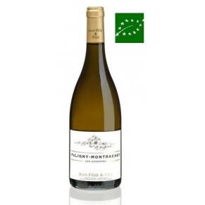 Puligny-Montrachet « Les Nosroyes » 2014 grand vin de bourgogne bio - vin bas sulfite - vin blanc bio
