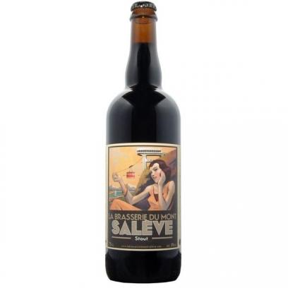Bière Artisanale « Stout » 75 cl