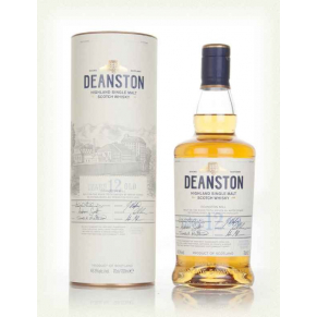 Whisky single malt « Deanston 12 Ans » 70 cl - Ecosse / Highland