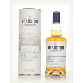 Whisky single malt « Deanston 12 Ans » 70 cl - Ecosse / Highland
