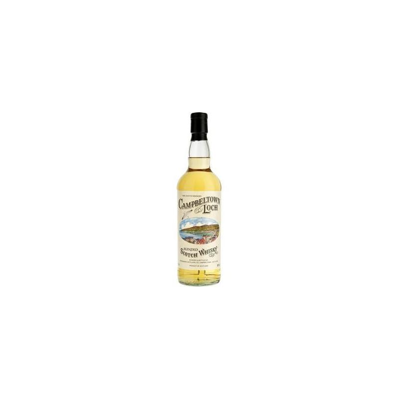 Whisky Blend « Campbeltown Loch » 70 cl - Ecosse / Campbeltown