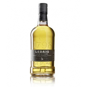 Whisky single malt « Ledaig 10 Ans » 70 cl - Ecosse / Île de Mull