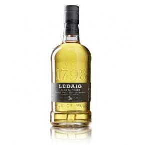 Whisky single malt « Ledaig 10 Ans » 70 cl - Ecosse / Île de Mull