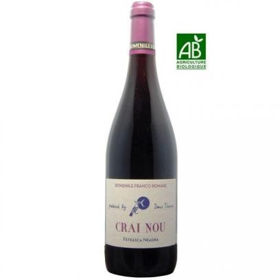 Dealu Mare rouge Feteasca Neagra « Crai Nou » 2009 Vin Biologique Roumain