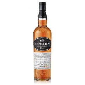 Whisky single malt « Glengoyne 10 Ans » 70 cl - Ecosse / Highland