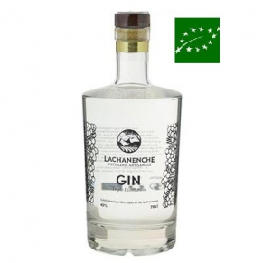 Gin Artisanal Bio 70 cl - Gin français