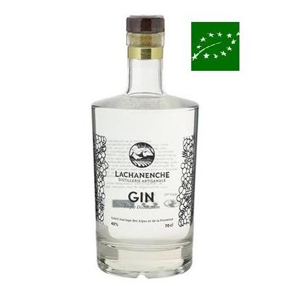 Gin Bio Artisanal 70 cl - Gin Français