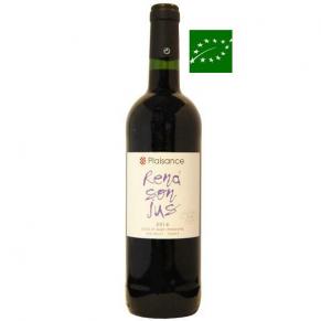 IGP Comté Tolosan « Rend Son Jus » 2015 vin bio du sud-ouest - cépage rare - bas sulfite