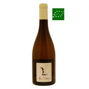Chignin « Chez l'Odette » 2015 vin bio de Savoie - vin bas sulfite - vin bio naturel