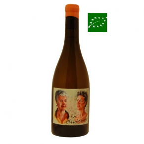 Chignin-Bergeron « Les Christine » 2016 grand vin bio de savoie - bas sulfite - vin naturel