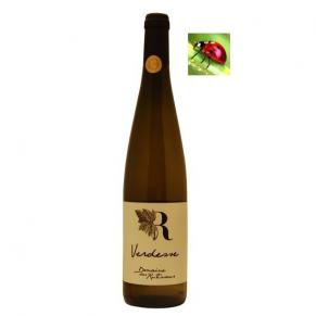 IGP Isère Blanc « Verdesse » 2016 vin Isère - cépage rare - bas sulfite