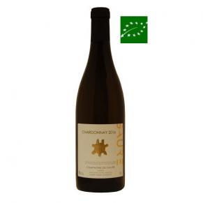 Limoux Blanc « Campagne de Gaure » Chardonnay 2017 - vin bio languedoc-roussillon - vin de l'aude - vin bas sulfite