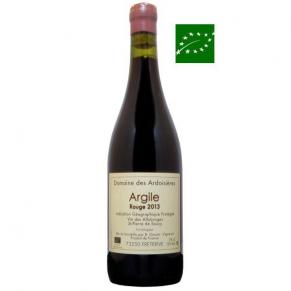 IGP Allobroge Rouge « Argile » 2016 vin bio de Savoie - cépage rare - bas sulfite