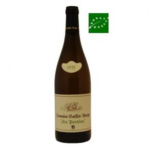 Mâcon-Cruzille « Les Perrières » 2015 vin bio bourgogne - vin bio mâconnais - vin bas sulfite