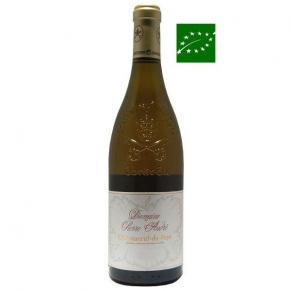 Châteauneuf-du-Pape Blanc 2016 Grand vin Vallée du Rhône sud en biodynamie - bas sulfites