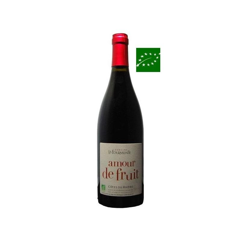 Côtes-du-Rhône rouge « Amour de Fruit » 2015
