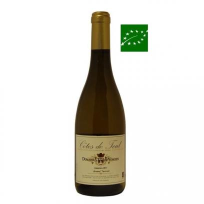 Côtes-de-Toul Auxerrois « Grand Terroir » 2017 vin bio Grand-Est