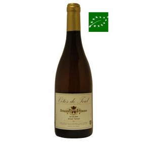 Côtes-de-Toul Gris « Grand Terroir » 2016 vin bio rosé
